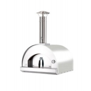 Fontana Forni Margherita Countertop Pizza Oven Stainless