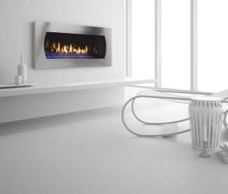 Heat & Glo MEZZO Series Gas Fireplace