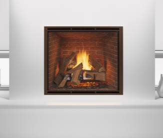 Heat & Glo TRUE Gas Fireplace Series