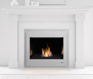Heat & Glo 6000 Modern Gas Fireplace