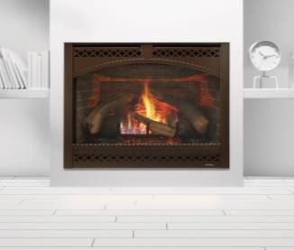 Heat & Glo 8000 Series Gas Fireplace