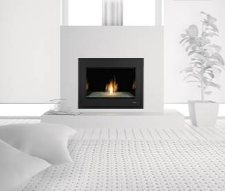 Heat & Glo 8000 Modern Gas Fireplace