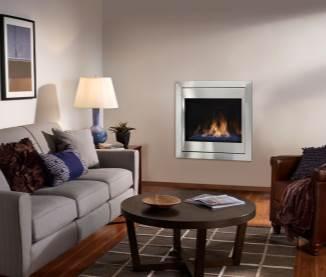 Heatilator Novus Evolution Gas Fireplace