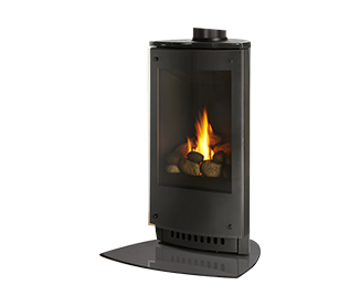 Paloma Black Gas Stove