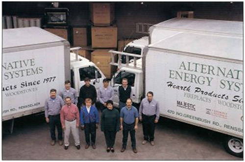 Alternative energy systems team