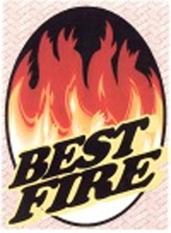 Best Fire old logo