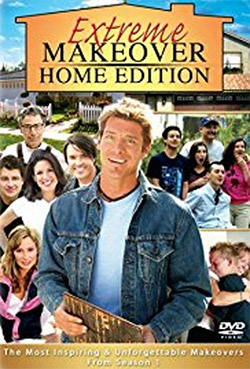 Extreme Makeover Home Edition DVD cover