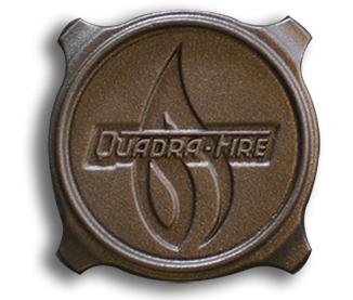 Quadrafire Sienna Bronze Pellet Stove Finish